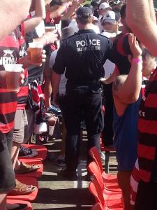 Police at Penrith