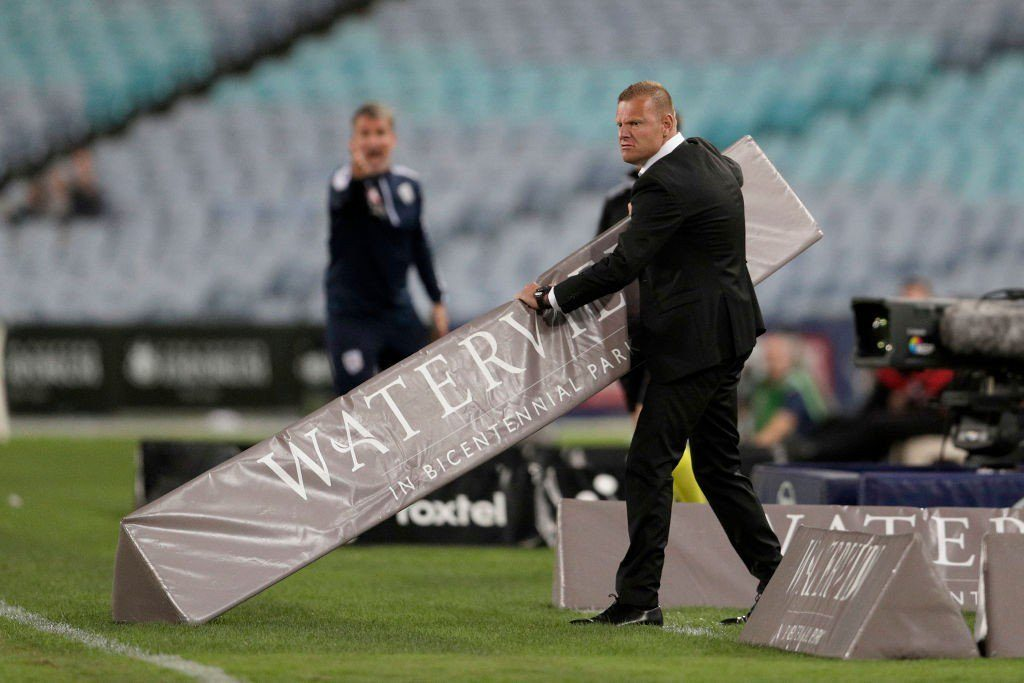 Josep Gombau wields a deadly weapon.